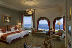 20) Royal Suite Guest Twin Bedroom