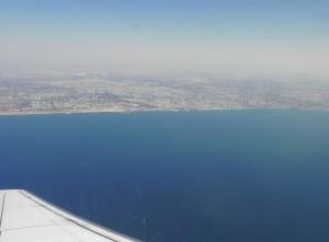 Onderweg van Tel Aviv naar Eilat