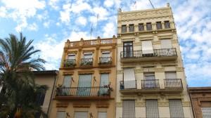 Gebouwen in de wijk El Cabanyal 8