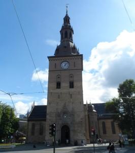 De Kathedraal van Oslo