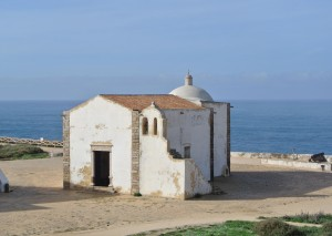 Kerkje bij het Fort van Sagres