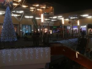 Agua, het winkelcentrum van de Algarve
