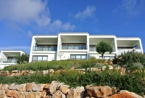 Een van de prachtige huisjes in Martinhal Beach Resort & Spa