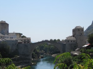 Stari Most, de oude brug