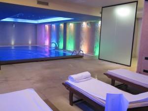 Zwembad in Bristol hotel