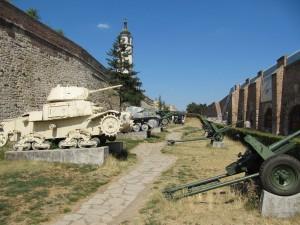 Oorlogsmuseum Belgrado