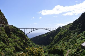 Prachtige vergezichten op La Palma