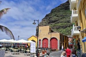 Puerto de Tazacorte; Gezellig en mooi!