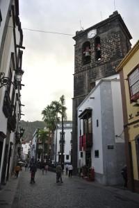 Prachtige straatjes in Santa Cruz de la Palma