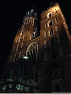 De Mariakerk van Krakau