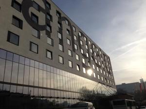 Het Angelo hotel Katowice
