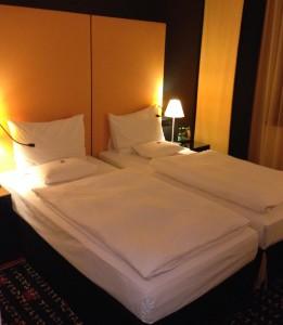 Prachtige kamers van het Angelo Hotel Katowice