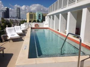 Rooftop-Zwembad