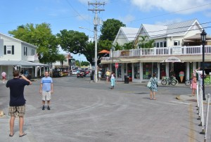 Fotogeniek in Key West