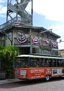 Toeristisch Key West