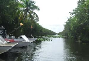 Coopertown ligt prachtig in de Everglades