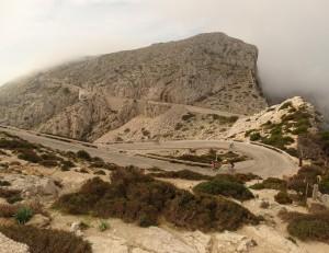 Het uiterste noorden: Cap de Formentor