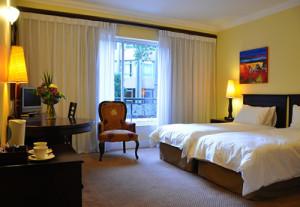 Prachtige kamers in het New Tulbagh Hotel