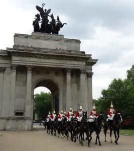 Toeval: Royal London Tour op zijn best met Fat Tire Bike Tours