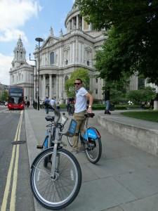 Huur zelf je fiets en zie Londen!