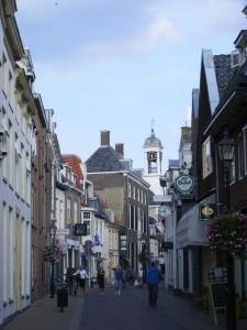 Het gezellige centrum van Harderwijk