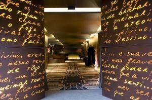 Hotel Teatro Entrance