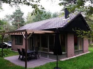 Onze prachtige bungalow