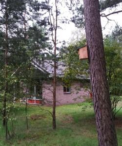 Ruime accommodaties en natuurlijke omgeving