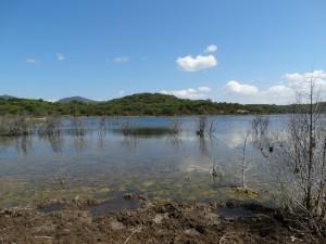 Het meer van Baratz