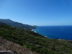 Prachtige kustlijn tussen Alghero en Bosa