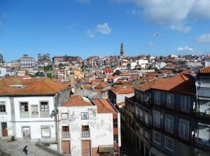 Prachtig Porto; gekleurde huisjes en schitterende zichten op de stad!
