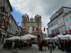 Prachtige Kathedraal van Braga