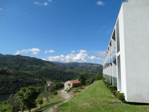 De prachtige gebouwen met een adembenemend uitzicht!