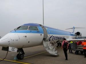 Vlieg snel en comfortabel met Estonian Air