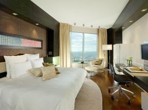 Prachtige kamers van het Swissotel