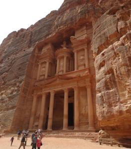 De schatkamer van Petra