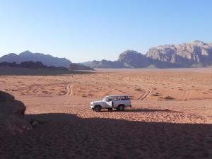 Prachtig Wadi Rum