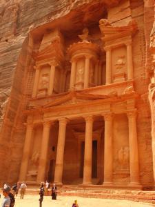 De Schatkamer van Petra blijft bewonderen