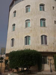 Het Mariam Hotel van Charl