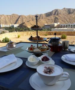Genieten van een High Tea bij Sultanah