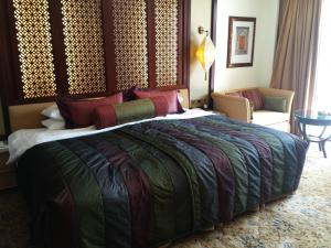 Ruime kamers, grote bedden.