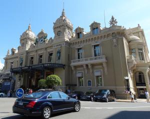 Het wereldberoemde Casino van Monte Carlo