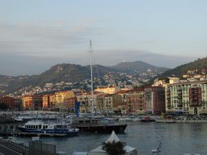 De mooie haven van Nice