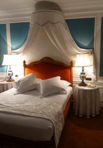 De prachtige slaapkamer
