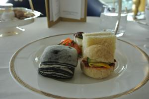 Een High Tea in de Burj Al Arab