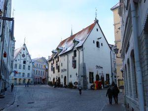 De Olde Hansa in Tallinn Centrum