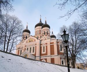 De Alexander Nevsky Kathedraal