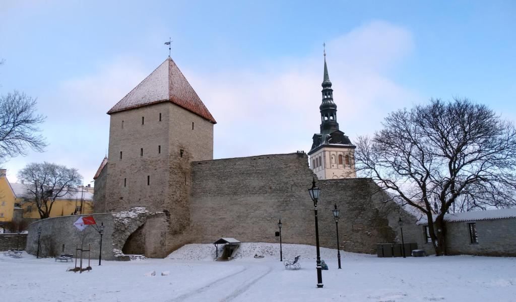 Tallinn in de Winter: Prachtig en romantisch