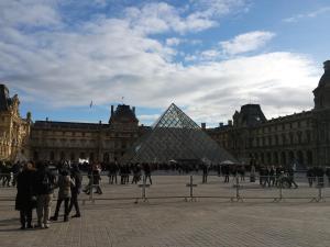 Het prachtige museum: Louvre