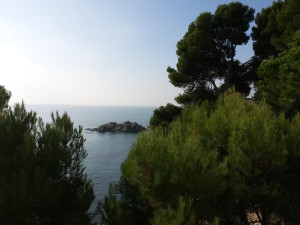 Platja d'Aro kent prachtige kusten